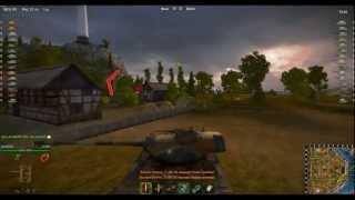World of Tanks - T110E5 «Lucky Lukе»
