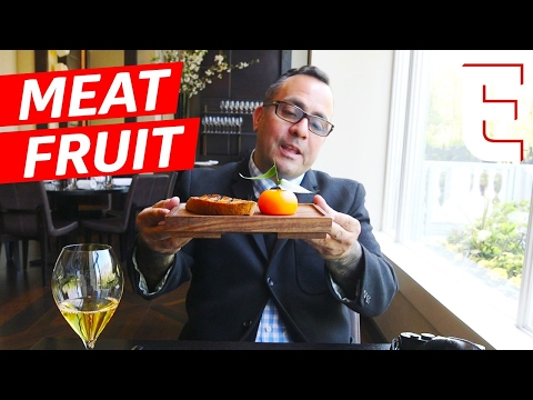 What Is Meat Fruit?: London's Fruit Made Out of Chicken Meat — The Meat Show