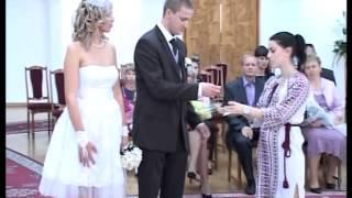 Свадьба Алексея и Галины 22.09.2012 ЗАГС(, 2012-09-27T18:20:02.000Z)