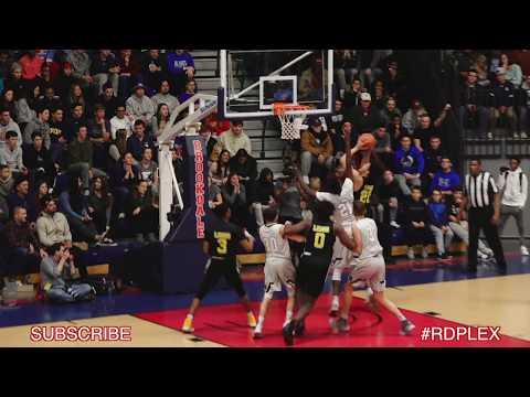 Roselle Catholic vs The Reid School - 2018 Boys Varsity Basketball Game Highlights