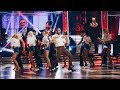 Här överraskar David Hellenius Tony Irving I Direktsändning - Let's Dance 2019 (TV4)