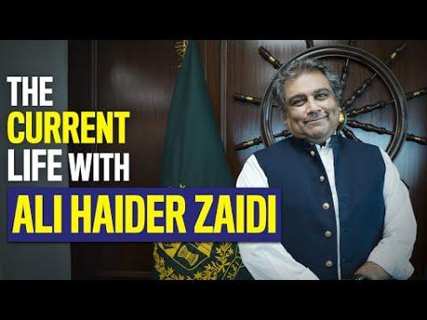 Ali Haider Zaidi | The Current Life