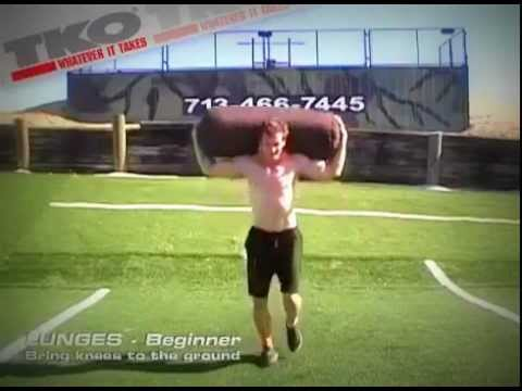 How To Workout With A Heavy Bag... Off The Chain! Canada