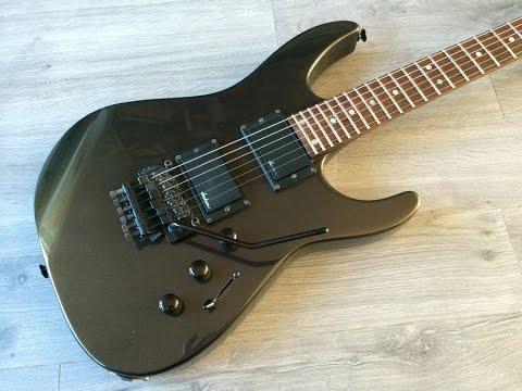 charvel model 5 1987r eleganckie gitary youtube. Black Bedroom Furniture Sets. Home Design Ideas