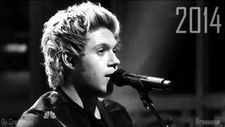 Niall Horan | Solo Transformation 2011 - 2017 in 2 minutes