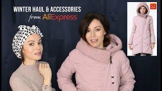 Aliexpress Haul - Winter Coats & Accessories