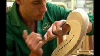 Salvi Harps Factory Tour