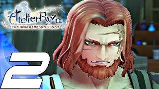 ATELIER RYZA - Gameplay Walkthrough Part 2 - Alchemy & Farming (Full Game) 4K 60FPS