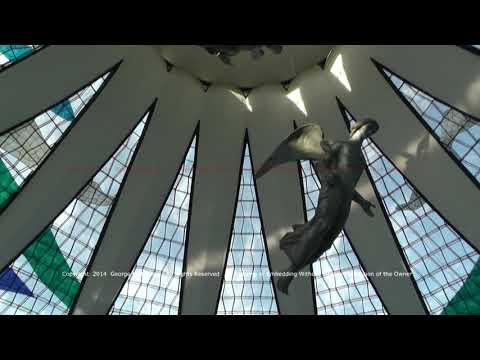 Our Lady of Aparecida Metropolitan Cathedral Of Brazil - Brasilia, Brazil   2014 05 04