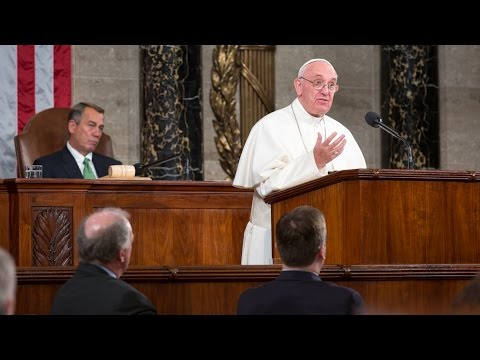 His Holiness Pope Francis' Address to a Joint Meeting of Congress