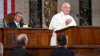 His Holiness Pope Francis Address to a Joint Meeting of Congress