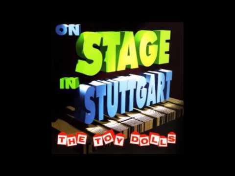 The Toy Dolls – On Stage In Stuttgart
