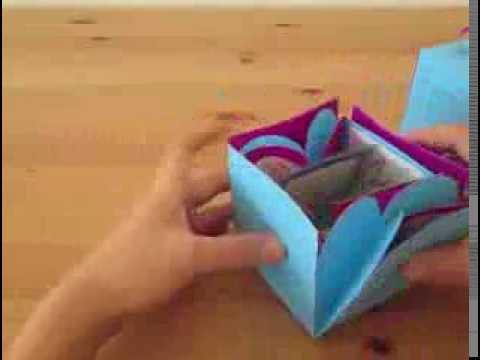 $2 Gift Idea Surprise Exploding Box