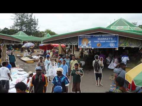 Safe Cities Part 2: Port Moresby, Papua New Guinea