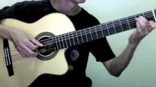 Borodin's Polovtsian Dance (Guitar) 波罗维茨舞曲(吉他)