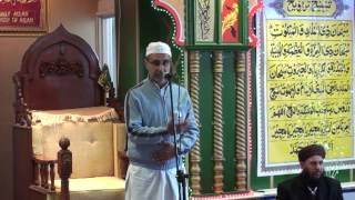 Pir Syed Anees Haidar Shah Sahib Jalalpur Sharif