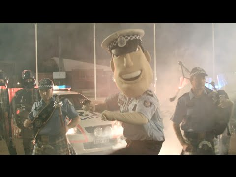 WA Police Running Man