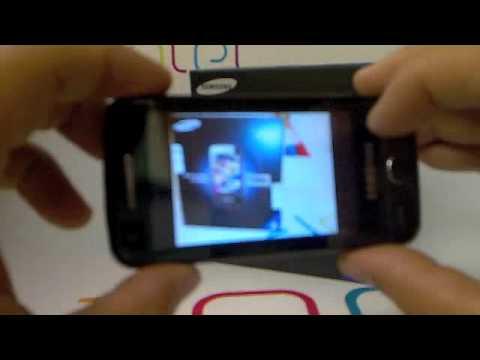 Samsung M8910 Pixon 12. Demostracion a cargo de Andotel.com