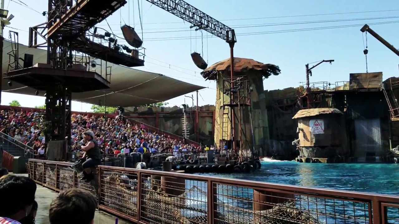 Download Universal Studios Hollywood Water World Full Show