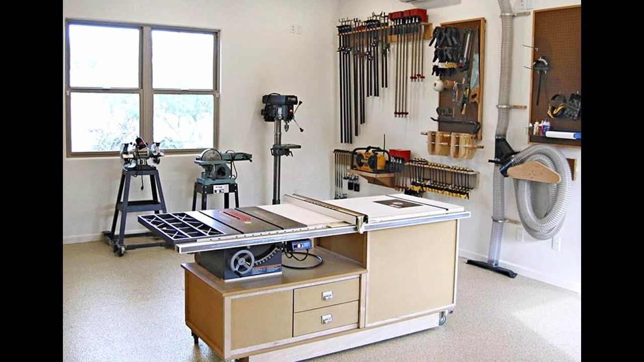 best small woodworking shop layout - woodworking shop layout