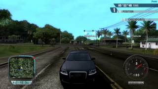Test Drive Unlimited Gameplay [PC 1080p60]