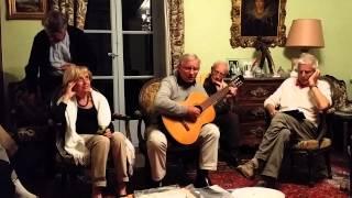 """""""Couleurs vous êtes des larmes"""" de Guy Béart, chanté par Yves"""