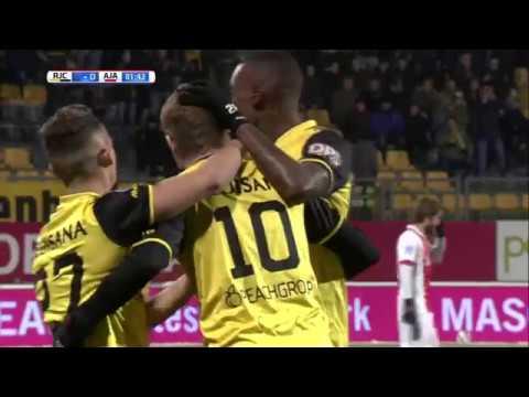 [samenvatting] Roda JC Kerkrade - Ajax 7 februari 2018