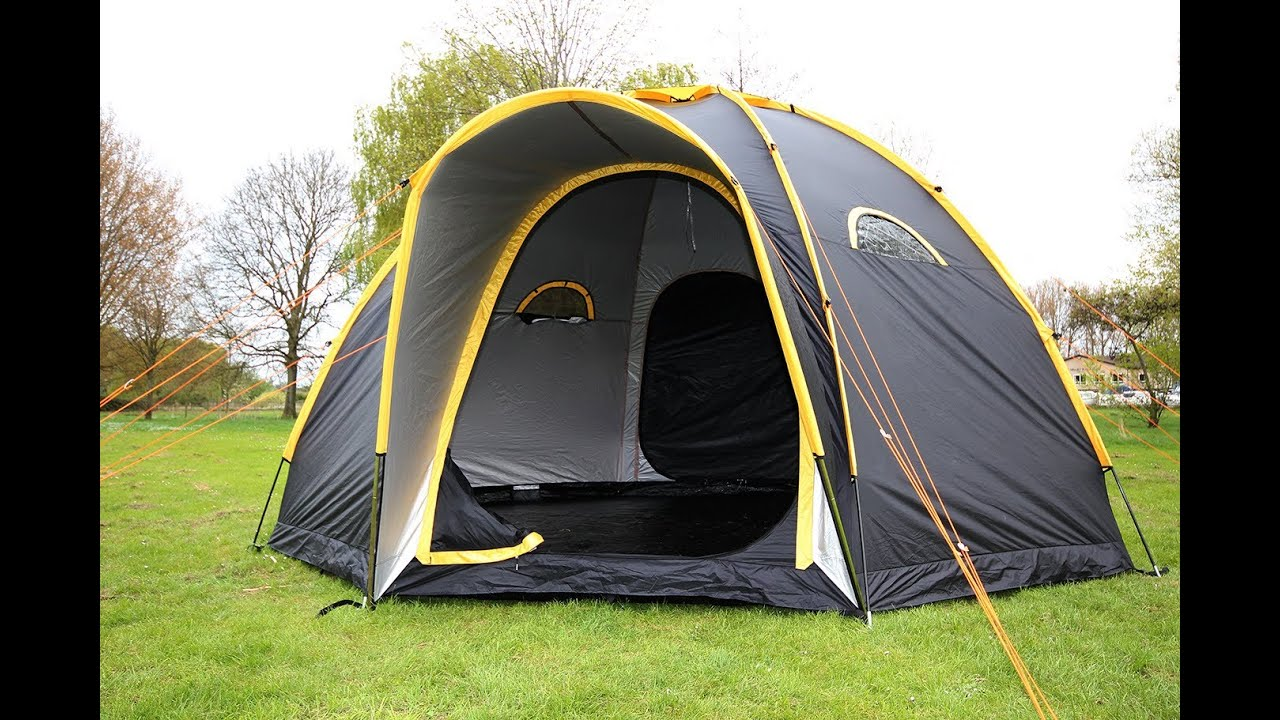 POD Tents - POD Maxi 2014 Set up instructions & POD Tents - POD Maxi 2014 Set up instructions - YouTube