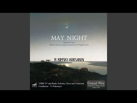 May Night, Act II: Finale
