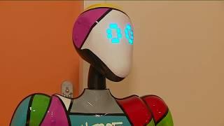 Robot Hope : le compagnon de soins des enfants du CHU de Rouen