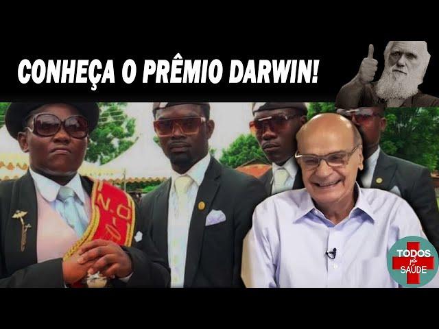 CONHEÇA O PRÊMIO DARWIN!