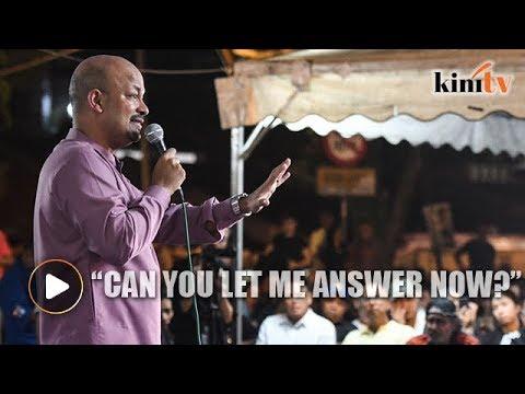 Arul Kanda grilled by vocal Bangsar folk over 1MDB