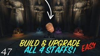 BO3 Zombies - Tips & Tutorials EP #47! How To BUILD & UPGRADE Every Staff On Origins! Easy Guide!