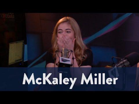McKaley Miller Part 33  The Kidd Kraddick Morning