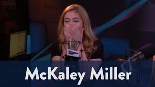 McKaley Miller Part 3/3 - The Kidd Kraddick Morning Show