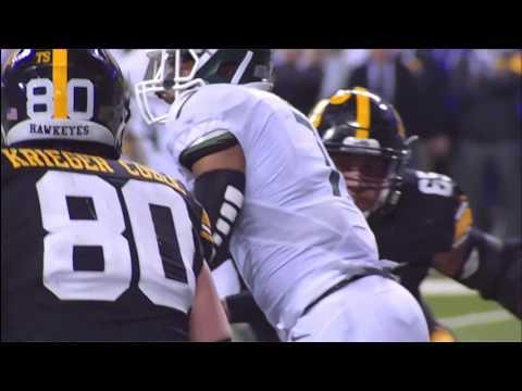 12/5/2015 - Michigan State 16  Iowa 13