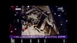 فنان مصرى يجسد احداث الثورة باستخدام الرمال Thumbnail