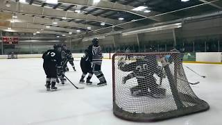 CIAC Division III WMRP Highlights vs. BBD Hockey Game - #RoadToYale