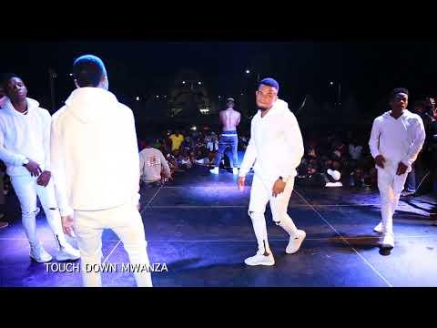 Harmonize Live Performance in MWANZA Tanzania Part 2