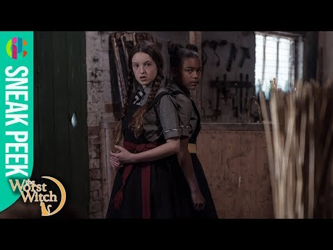 The Worst Witch | Series 3 Episode 11 | The Broomstick Uprising