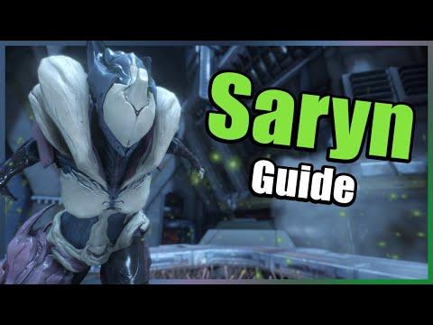 Warframe | Saryn
