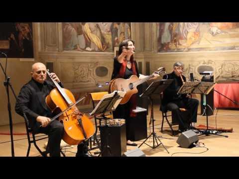 Canzoni da battello Venezia 1700 - SEMO ALA RIVA  - Rachele Colombo