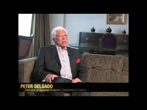 VIEWPOINTS   OUR CLIENTS 7 = Peter Delgado   Director of Special Projects, Commerce Casino