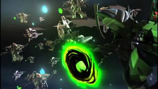 第三次スーパーロボット大戦Z OP