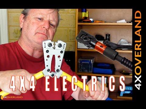 ELECTRICAL DIY TIPS. AndrewSPW Land Cruiser build-5