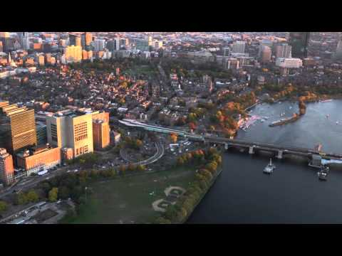 20151023 downtown boston from a Robinson R44 helicopter