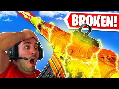 """""""REMOVE This Gun from Warzone NOW!"""" 😱 (BROKEN)"""