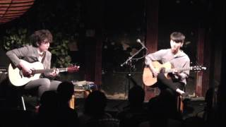 Repeat youtube video Isn't She Lovely - Sungha Jung & Satoshi Gogo (live)