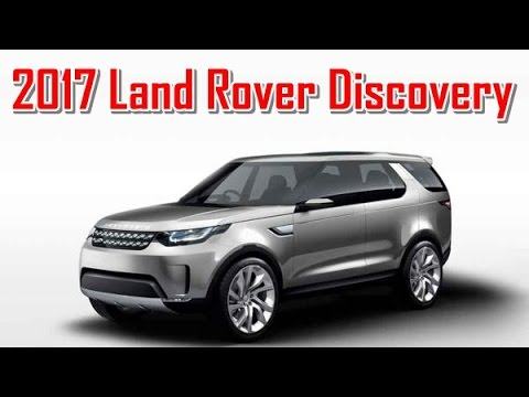 2017 land rover discovery redesign interior and exterior youtube for Land rover discovery 2017 interior