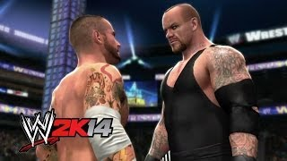 "EXCLUSIVE ""WWE 2K14"" GAMEPLAY featuring the Beat the Streak  - Part 1"